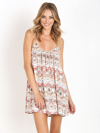 Show Me Your Mumu Trapeze Mini Dress La Quinta