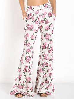 Show Me Your Mumu Fiesta Flare Pants Rosemary