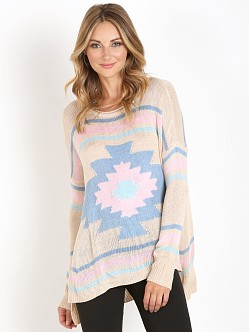 Show Me Your Mumu Bonfire Pullover Paztec Dark