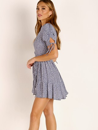 Auguste the Label River Della Mini Dress Lavender