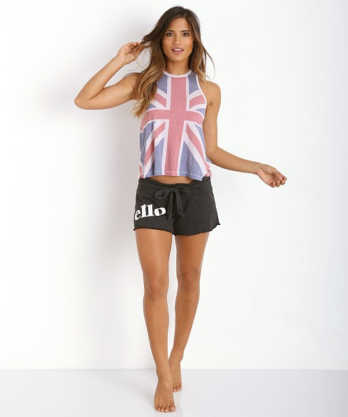 WILDFOX This is England Island Tank Multi