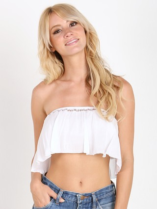 Complete the look: Cleobella Logan Tube Top White