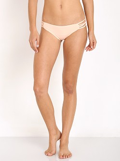 L Space Low Down Bikini Bottom Creamsicle