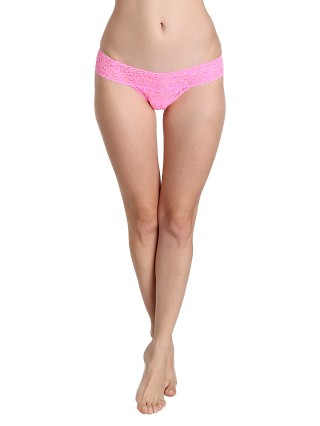 You may also like: Hanky Panky Low Rise Thong Glo Pink