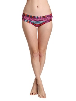 Hanky Panky Cheeky Boyshort Licorice Stripe