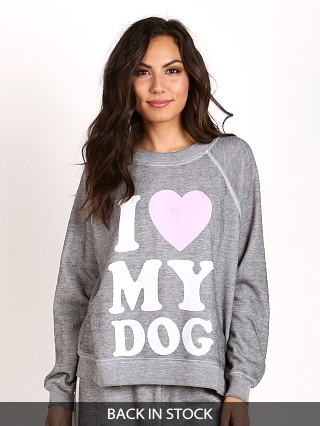 WILDFOX Must Love Dogs Sommer Sweater