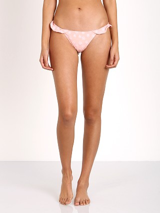For Love & Lemons Jardine Ruffle Bottom Doe Daisy