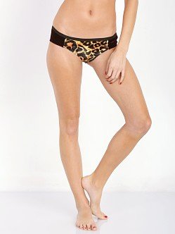 Private Arts Velvet Bite Me Bikini Leopard