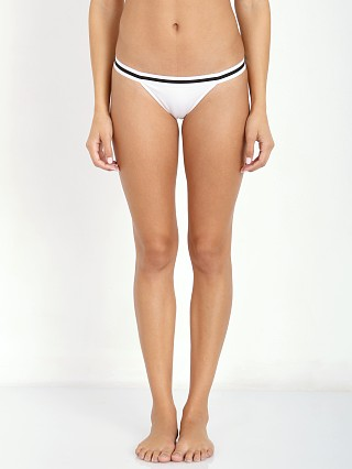 Complete the look: Cali Dreaming Crux Bikini Bottom White