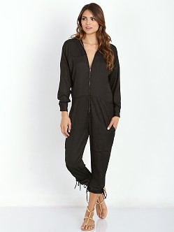 Cali Dreaming Flightsuit Black