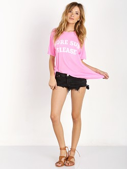 WILDFOX More Sun Please Perfect Tee