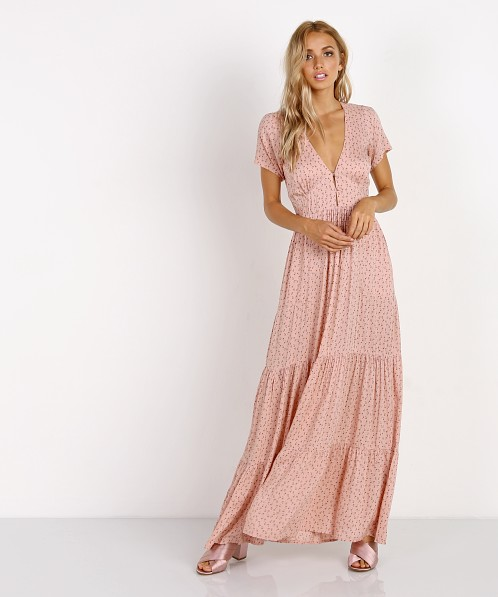 83e4ae733e07f Auguste Bella Maxi Dress Musk Pink