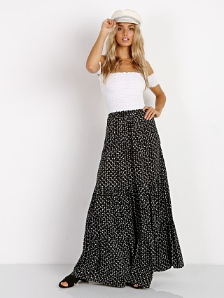Auguste the Label  Bella Maxi Skirt Black