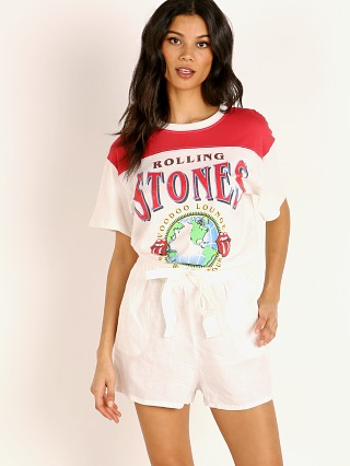 You may also like: Daydreamer Rolling Stones Voodoo Lounge Varsity Tee Vintage Whit