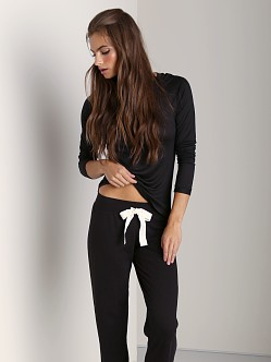 Calvin Klein Long Sleeve Black