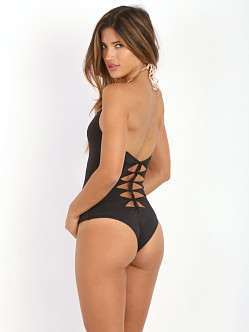 Cali Dreaming Andromeda One Piece Black