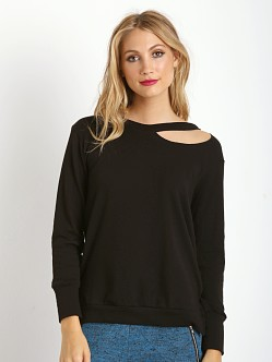 LNA Clothing Cueva Sweatshirt Black