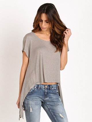 LNA Clothing Ribbon Tee Bark