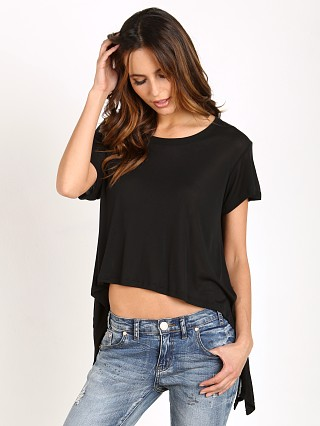 LNA Clothing Ribbon Tee Black