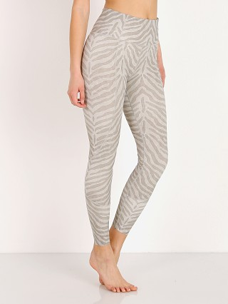 Varley Bedford Tight Silver Zebra