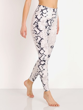Complete the look: Varley Biona Tight Ivory Snake