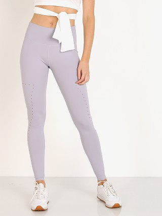 Model in lavender Varley Boden Tight
