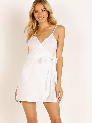 Acacia Namibia Dress White