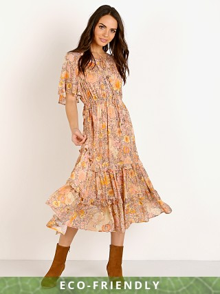Spell & The Gypsy Amethyst Garden Party Dress Blush