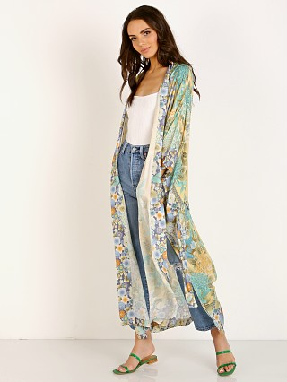 Spell & The Gypsy Willow Maxi Kimono Meadow