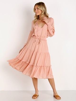 Spell & The Gypsy Clementine Soiree Dress Musk