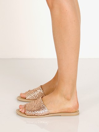Complete the look: Matisse Zuma Sandal Rose Gold