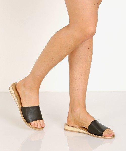 Matisse Tiki Sandal Black Leather