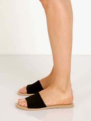You may also like: Matisse Cabana Slide Sandal Black Suede