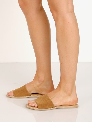 You may also like: Matisse Cabana Slide Sandal Tan Suede