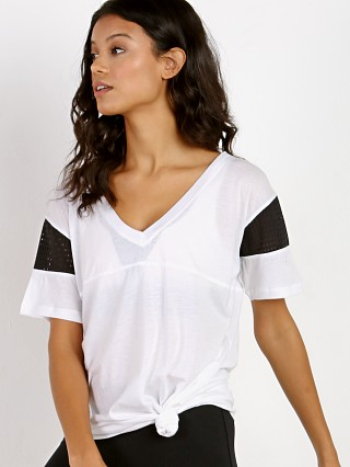 Complete the look: Olympia Activewear Corfu Shirt White