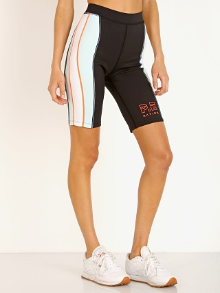 PE NATION Camber Short Black Mint and White