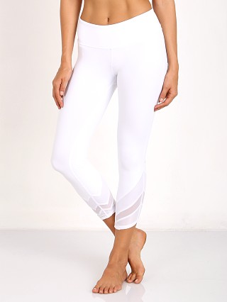 Alo Edge Capri White
