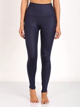 Alo High Waist Airbrush Legging Rich Navy