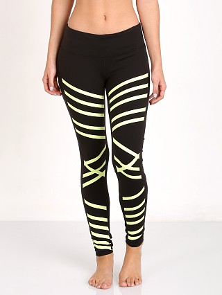Alo Airbrush Legging Glow in the Dark