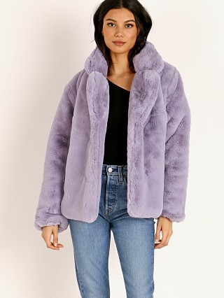APPARIS Manon Coat Lilac