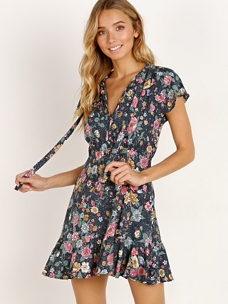 Auguste the Label Spring Rose Wylde Play Dress Navy