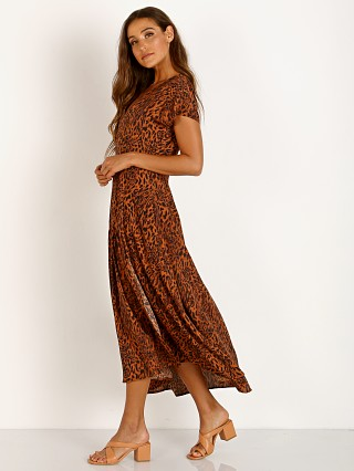 You may also like: ASTR the Label Beau Maxi Rust Leopard