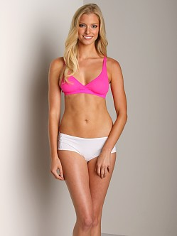 Cosabella New Soire Soft Bra Shocking Pink