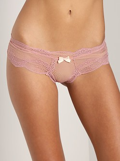 Eberjey Estelle Cinched Boythong French Rose