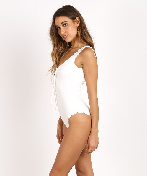 14c551f0762 Marysia Palm Springs Tie Maillot Coconut S0048B - Free Shipping at Largo  Drive