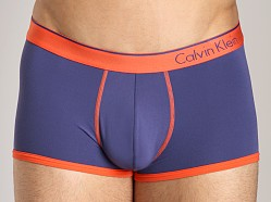Calvin Klein CK One Micro Low Rise Trunk Maui Blue