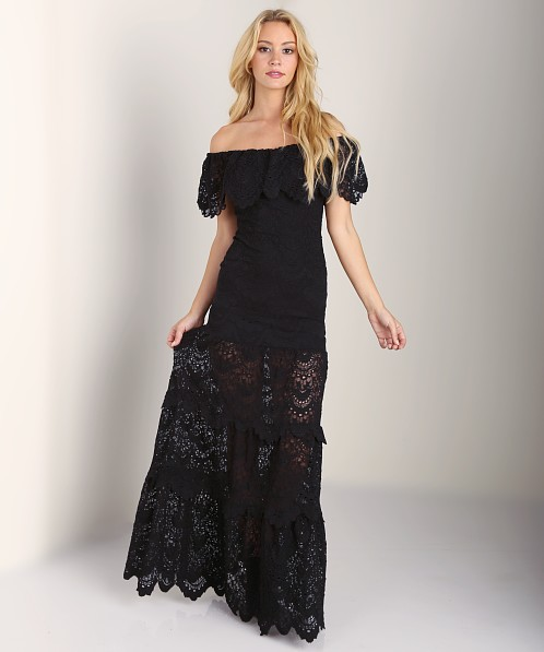 Nightcap Positano Maxi Black