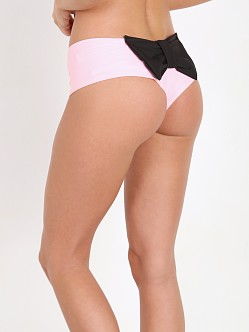 Lolli Swim Cannonball Original Bow Tie Bottom Light Pink