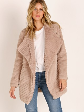 BB Dakota Fab Moment Jacket Tan