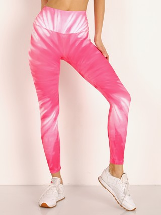 Splits59 Breast Cancer Awareness Bardot High Waist Legging Pink